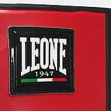 Профессиональная защита паха для мужчин Leone Shell Pro размер M красный с черным, фото 2