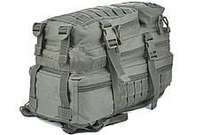 Штурмовой рюкзак 20л с системой Molle MilTec Assault камуфляж Foliage 14002006, фото 3