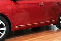 Hyundai I20 2014 молдинг дверной
