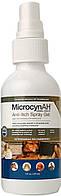 996835 MicrocynAH Anti-Itch Спрей-гель с диметиконом против зуда кожи для всех видов животных, 240 мл