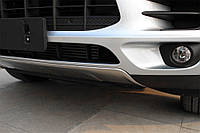 Porsche Macan Передняя и задняя накладки (2 шт)
