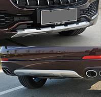 Maserati Levante Передняя и задняя накладки