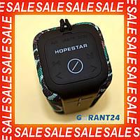 Портативная Bluetooth колонка Hopestar P15 / блютуз / мощная и качественная / недорогая