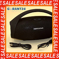 Портативная Bluetooth колонка Hopestar H32 / блютуз / мощная и качественная / недорогая