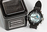 Наручные кварцевые часы QUAMER 1104 в коробке, фото 2