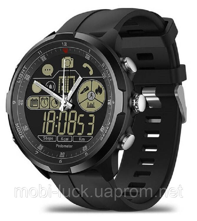 Смарт-часы Zeblaze VIBE 4 HYBRID Black