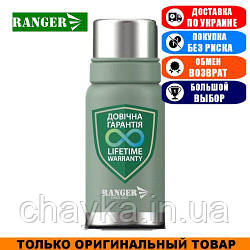 Термос Ranger Expert 1,2л. Оливковый. Термос Ренжер RA 9921.
