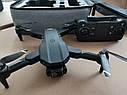 Квадрокоптер L900 pro 4K Двойная камера БК мотори с GPS 5G WI-FI FPV бесщеточным Мотором 1,2 км, фото 2