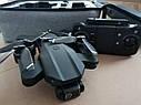 Квадрокоптер L900 pro 4K Двойная камера БК мотори с GPS 5G WI-FI FPV бесщеточным Мотором 1,2 км, фото 4