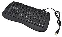 Клавиатура мини проводная USB Dellta 968