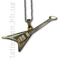 Кулон ST-33 - Гитара 12 - золото