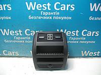 Накладка центральної консолі з дефлекторами задня BMW 5 Series с 2010 по 2013