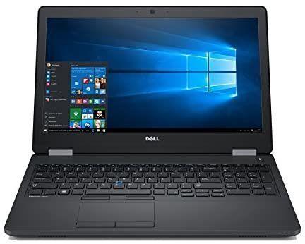 """Dell Latitude E5570 / 15.6"""" (1366x768) / Intel Core i7-6600U (2(4) ядра по 2.6 - 3.4 GHz) / 8 GB DDR4 / 240 GB"""