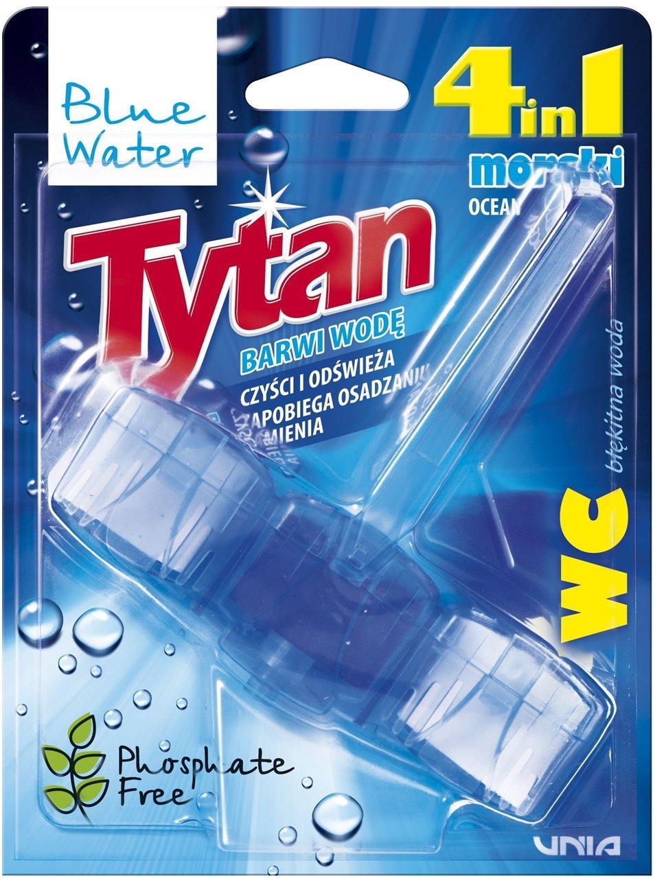 Чотирьохфазний підвісний блок Tytan Blue Water 45 г.