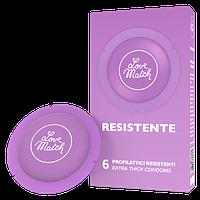 Презервативы - Resistente (Strong), 54 мм, 6 шт.