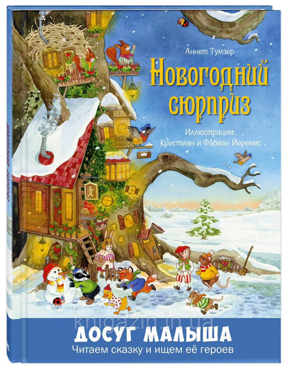 Книга Новогодний сюрприз