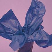 Бумага Тишью Италия №56 - Синяя