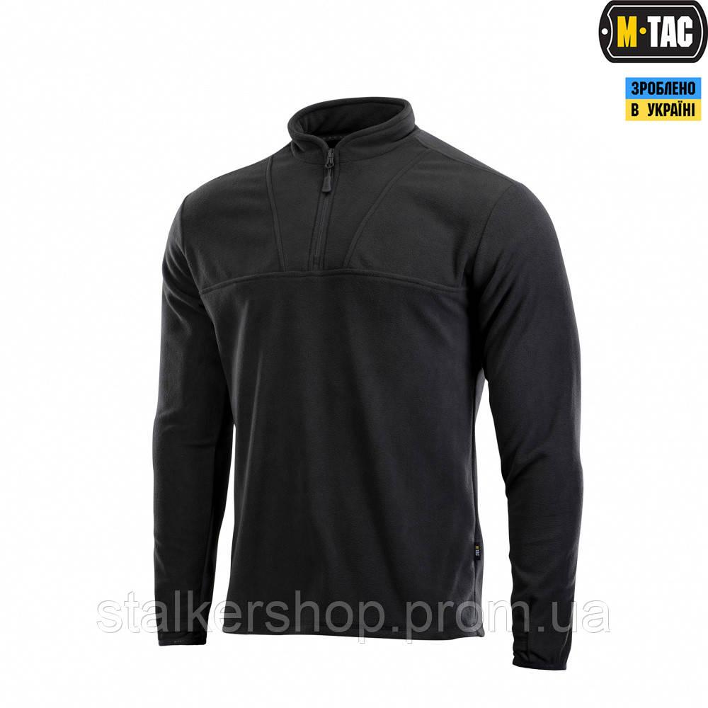 Термокофта Delta Fleece Black, M-Tac