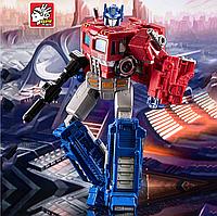 Игрушка для мальчиков Робот-Трансформер Оптимус Прайм, Siege, 22 см - Transformer, Optimus Prime, Siege, BPF, фото 1