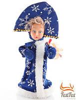 """Новогодняя музыкальная игрушка """" Снегурочка """""""