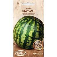 "Семена арбуза раннего, для открытого грунта «Талисман» (1 г) от ТМ ""Семена Украины"""