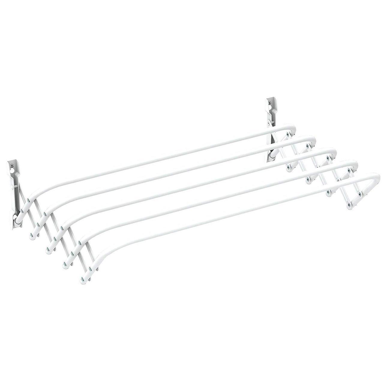 Сушилка для белья настенная Gimi Brio Super 120 6м (155961)
