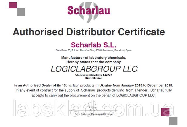 ЛогикЛабГруппа ― официальные представители Scharlau в Украине