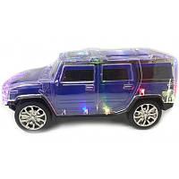 Колонка портативная Hummer Хаммер H3 с подсветкой