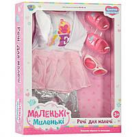 Кукольный наряд 905-A (Серебристые штанишки), одежда для кукол,куклы,аксессуары для кукол,игрушки для девочек