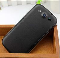Черная задняя крышка на Samsung Galaxy S3/S3 duos