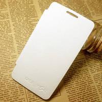 Белый чехол-книжка (флип) к Samsung GalaxyS2 (i9100)