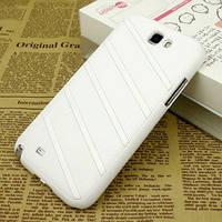 Чехол белый для Samsung Galaxy Note 2 n7100