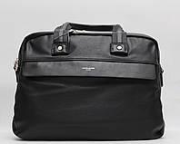 Чоловіча сумка David Jones через плече з відділом для ноутбука / Мужская сумка через плечо