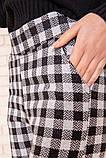 Брюки женские 117R530 цвет Черно-серый, фото 5