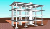 Монтаж монолитных бетонных и железобетонных конструкций