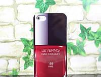 """Силиконовый чехол """"CHANEL"""" №159 на iPhone 5/5S"""