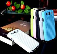 Чехол-крышка для Samsung Galaxy S3 белый