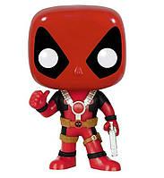 "Funko Коллекционная фигурка Funko POP! Bobble: Marvel: Deadpool: 10"" Deadpool ThumbsUp (RD) (Exc) 44725"
