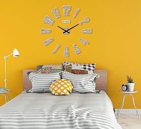 Настенные 3d часы DK Store  КОД: 3dc-1c