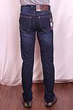 Мужские джинсы Longli утепленные на флисе, фото 2