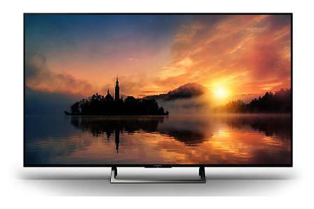 Телевізор Sony KD-55XE7004 (MXR 200Гц, Ultra HD, Smart, HDR, 4K, Live Colour, Dolby Digital 20Вт), фото 2