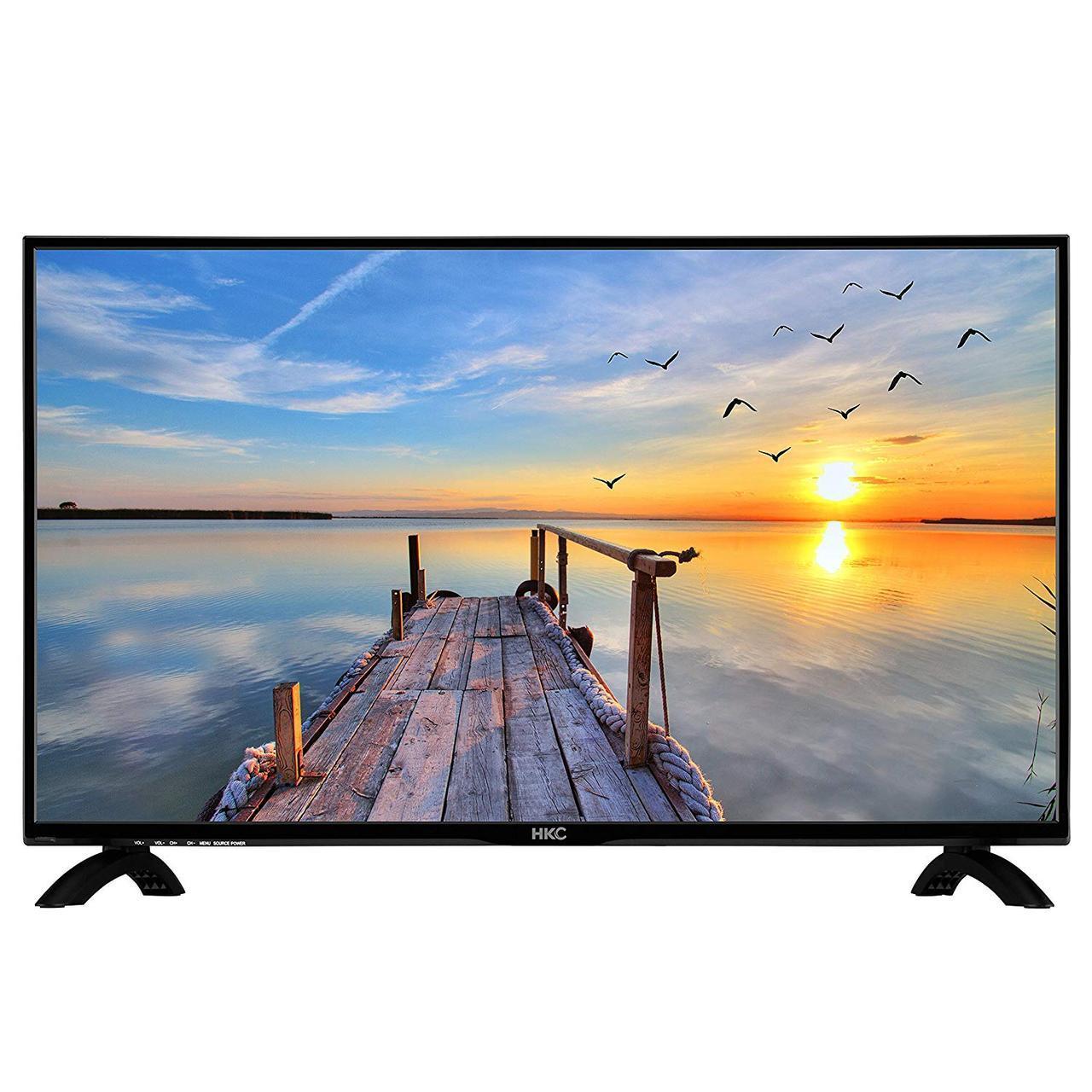 Телевізор HKC 43F6-A2EU (43 дюйми, Full HD, 1000 Гц, HDMI,USB)