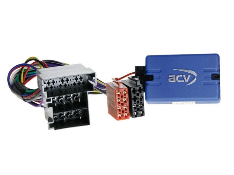 Адаптер кнопок на кермі KIA Ceed (KI-0709)