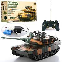 Радиоуправляемая Детская игрушка Танк р/у M1A2 на пульках