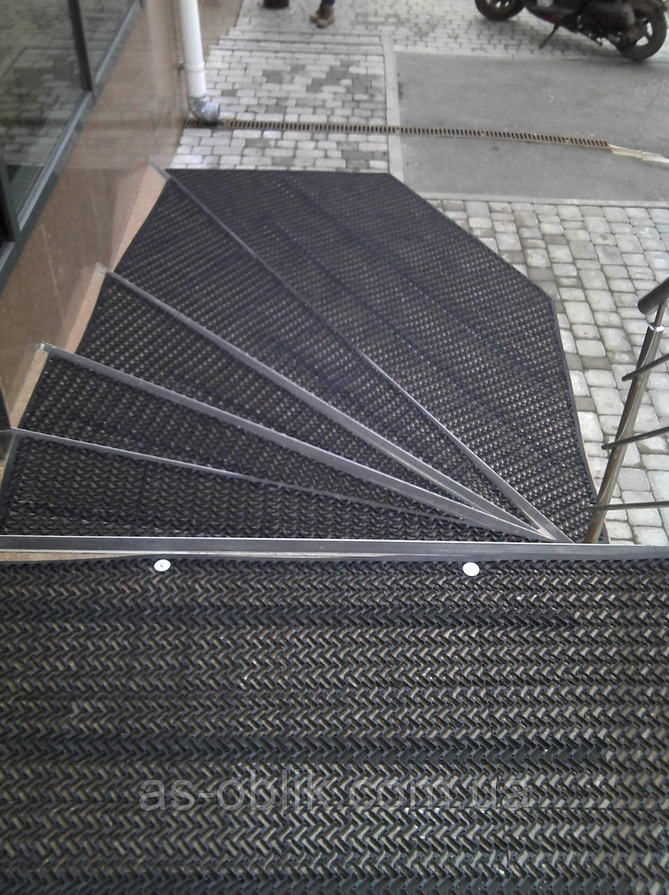 Брудозахисне модульне покриття «Тетра» 10 мм