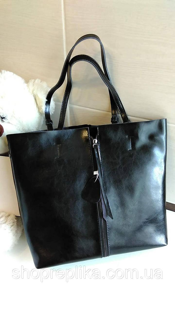Сумки из натуральной кожи женские Кожаная сумка вместительная Шкіряні сумки в Украине df265fв