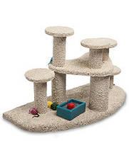 """Оригинальный Стенд """"Кошкин дом"""" (W.Stratford) для фигурок котов RV-568"""