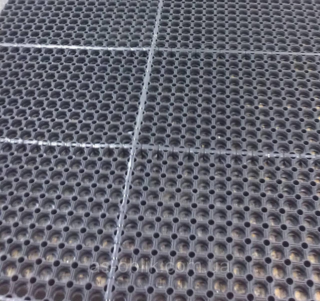 Резино-стільникове покриття 22 мм