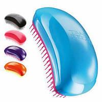 Расческа Tangle Teezer Salon Elite.Blue Blush (голубой).