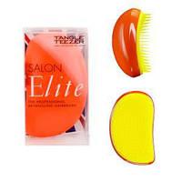 Расческа Tangle Teezer Salon Elite. Orange Mango (оранжево-желтый).